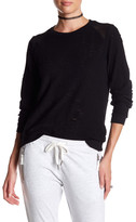 Eleven Paris ELEVENPARIS Terry Cloth Sweatshirt
