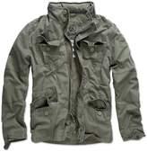 Brandit Men's Britannia Vintage Military M65 Style Short Army Lightweight Jacket
