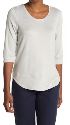 Hue Relax Re-Set 3/4 Sleeve PJ T-Shirt
