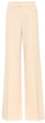 Chloé Wool-blend pants