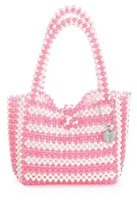 Betsey Johnson Just Bead It Shoulder Bag