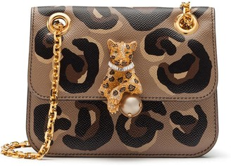 Dolce & Gabbana Small Jungle Shoulder Bag