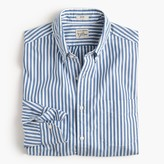J.Crew Slim Secret Wash shirt in stripe