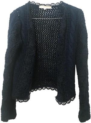Vanessa Bruno Navy Cotton Knitwear for Women
