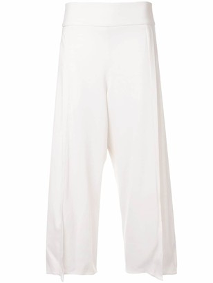 Taylor Vicinity cropped trousers