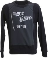 Marc Jacobs Black Cotton Sweater