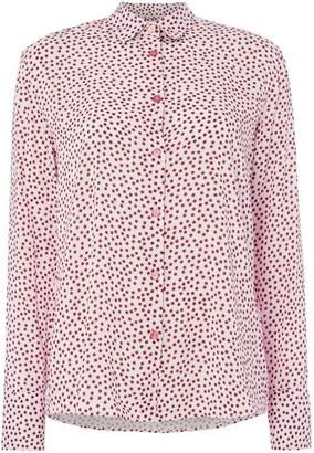 Paul Smith Star print shirt