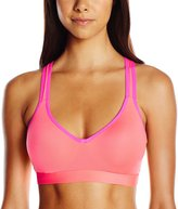 Fruit of the Loom Women's Fresh Yoga Push Up Sports Bra