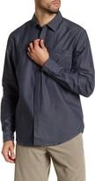 Billabong Sea Canvas Long Sleeve Core Fit Shirt