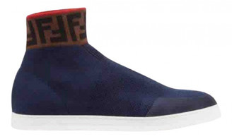 Fendi Blue Other Trainers
