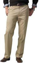 Dockers Men's Signature D2 Straight-Fit Flat-Front Pants
