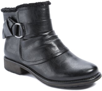 Bare Traps BareTraps Women's Bt Season Ankle Bootie Black 8.5 US/8.5 M US
