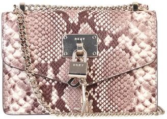 DKNY Snakeskin Print Elissa Bag