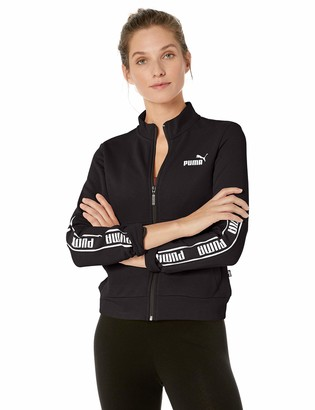 Puma Women's Amplified French Terry Full Zip Jacket