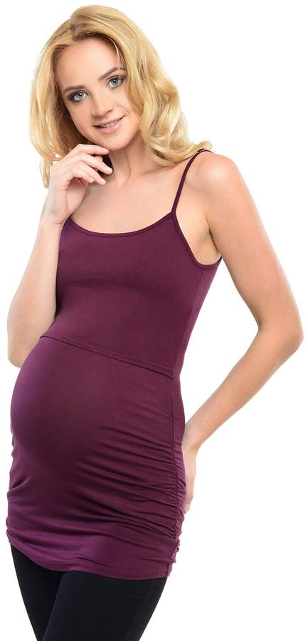 Women SUSENSTONE Maternity Dress Women Comfort Short Sleeve ...