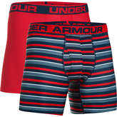 Under Armour Men's 2 Pack Original 6 Inch Boxerjock