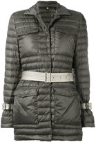 Fay puffer jacket - women - Feather Down/Polyamide/Polyester/Polyurethane - L