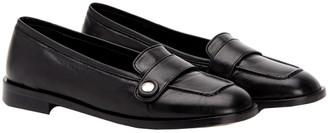 Aquatalia Blake Weatherproof Leather Loafer