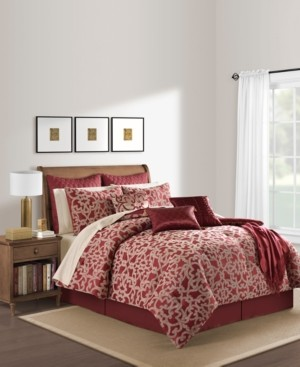 Sunham Huntington 14-Pc. Queen Comforter Set Bedding