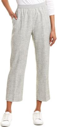 Agnona Alpaca & Wool-Blend Pant