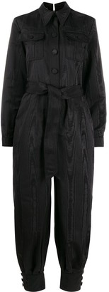 Gucci Ribbed Boiler Suit