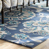 Andover Mills Tremont Navy Blue/Ivory Area Rug Rug