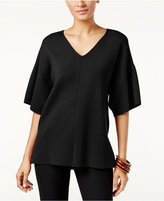 Alfani Milano V-Neck Sweater, Only at Macy's