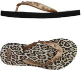 Just Cavalli Thong sandals