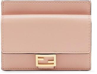 Fendi CC flat card case