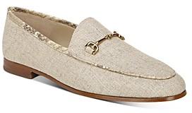 Sam Edelman Women's Loraine Bit Buckle Loafer Flats