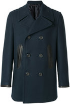 Salvatore Ferragamo double breasted jacket - men - Polyester/Viscose/Cashmere/Virgin Wool - 50