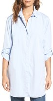 MiH Jeans Women's Oversize Cotton Boyfriend Shirt