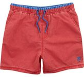 River Island Boys red swim trunks