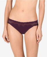 Natori Bliss Perfection Lace-Waist Vikini 756092