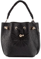 Sophia Webster Romy Butterfly Bucket Bag, Black