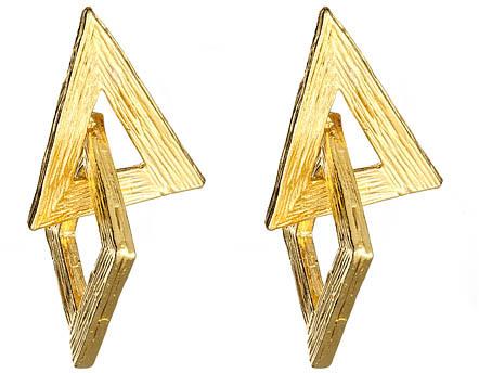 Yochi Geometric Earrings