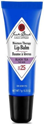 Jack Black Intense Therapy Lip Balm Spf 25 Black Tea And Blackberry