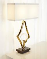 Global Views Margot Abstract Lamp