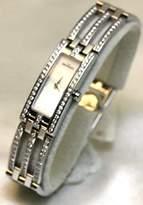 Movado Esperanza Baguette Diamond Set Bezel and Links Dial Stainless-steel Women's Watch