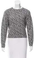 Giamba Wool Leopard Print Sweater w/ Tags