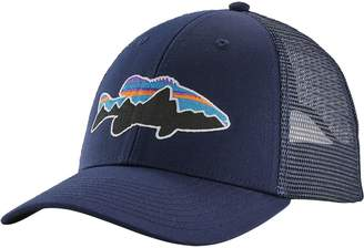 Patagonia Fitz Roy Smallmouth LoPro Trucker Hat - Men's