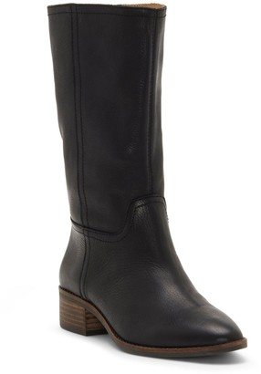 Lucky Brand Laerys Leather Boots