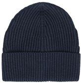 Maison Margiela Ribbed Wool Hat