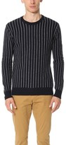 Scotch & Soda College Stripe Sweater