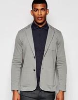 Reiss Jersey Blazer In Slim Fit