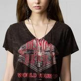 Denim & Supply Ralph Lauren World Tour V-Neck Tee
