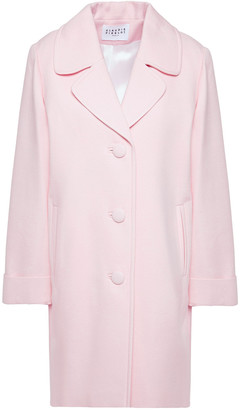 Claudie Pierlot Felt Coat