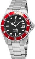 Revue Thommen Men's Diver 42mm Steel Bracelet Automatic Watch 17571.2136
