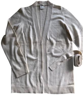 Hermes Ecru Cashmere Knitwear for Women Vintage
