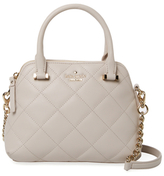 Kate Spade Emerson Place Maise Small Quilted Leather Satchel